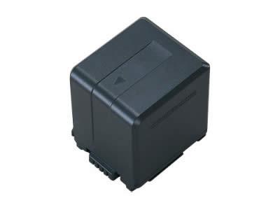 パナソニック ハイビジョンビデオカメラ用バッテリーパック VW-VBG260-K