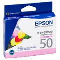 EPSON 純正 インクカートリッジ ICLM50 ライトマゼンタ
