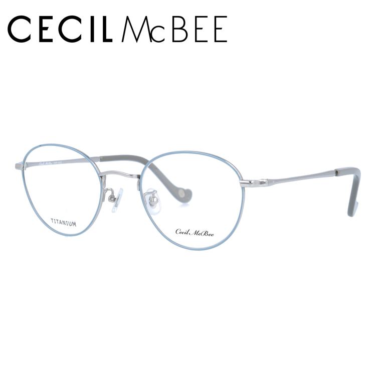 セシルマクビー メガネフレーム CECIL McBEE CMF 3022-3 49サイズ ボストン レディース
