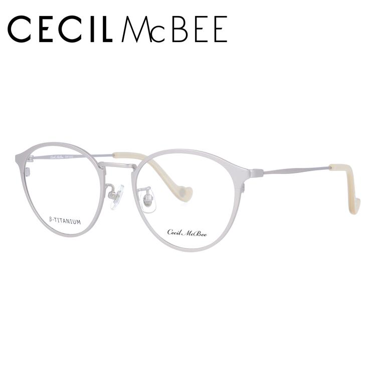 セシルマクビー メガネフレーム CECIL McBEE CMF 3032-4 47サイズ ボストン レディース
