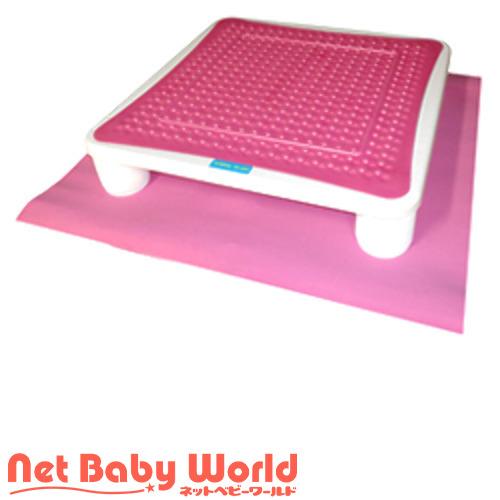 ジャンピングボード ピンク(1個)[ベビー玩具・赤ちゃんおもちゃ その他]