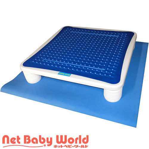 ジャンピングボード ブルー(1個)[ベビー玩具・赤ちゃんおもちゃ その他]