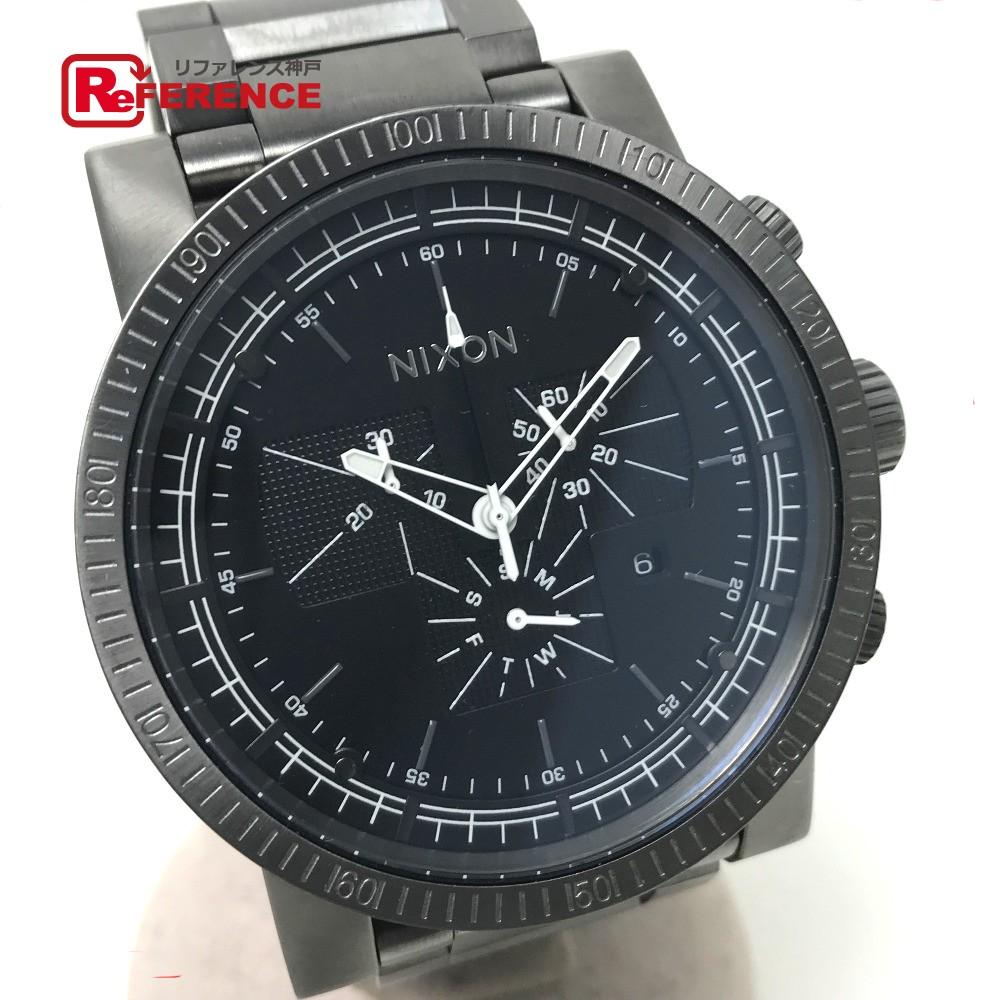 あす着 NIXON ニクソン NA154632 クオーツ マグナコン メンズ腕時計 腕時計 メンズ