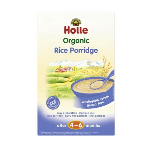 有機 ポリッジライス 250g 【Holle Baby Food】