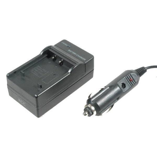定形外 DC131バッテリー充電器 キヤノン CG-700互換バッテリーチャージャー Canon BP-709/BP-718/BP-727対応