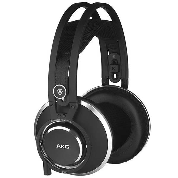 AKG/密閉ダイナミック型(オーバーイヤー)ヘッドフォン K872