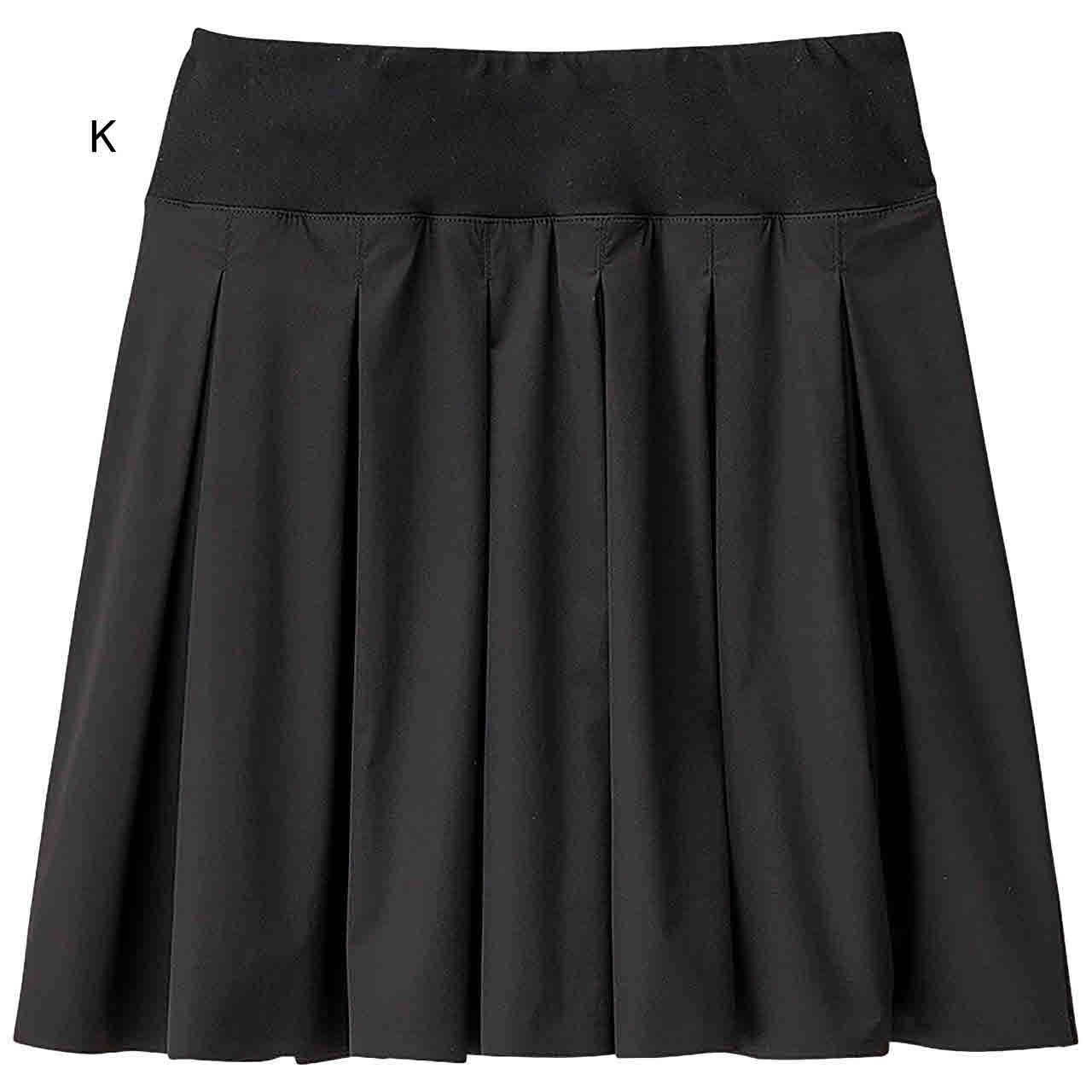 ダンスキン レディース バレエプリーテッドスカート BALLET PLEATED SKIRT DANSKIN DA40361