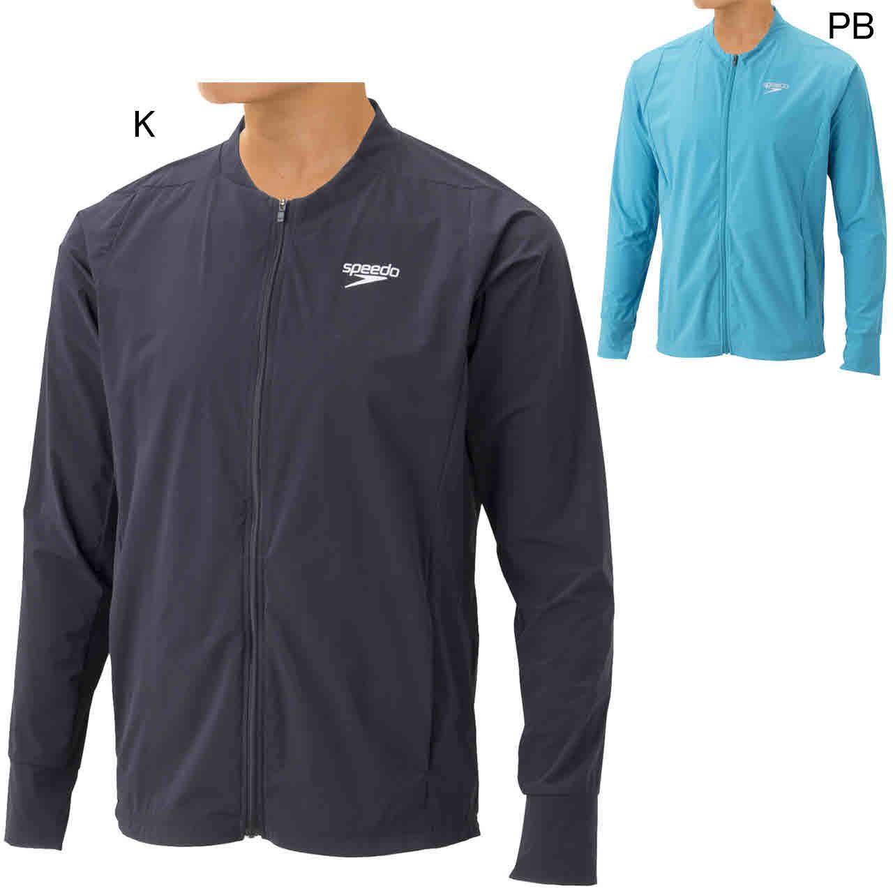 スピード エクササイズ フィットネス ジャケット シャツ メンズ ユニセックス アクロス ドレークジャケット SA01921