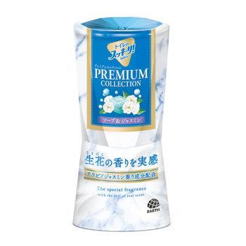 トイレのスッキーリ! Sukki-ri! プレミアムコレクション ソープ&ジャスミンの香り 400mL