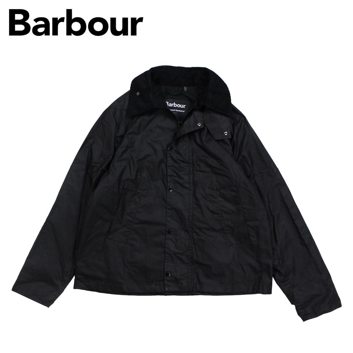 Barbour バブアー ジャケット ワックス メンズ グラハム ワックスジャケット GRAHAM WAX JACKET ブラック MWX1436