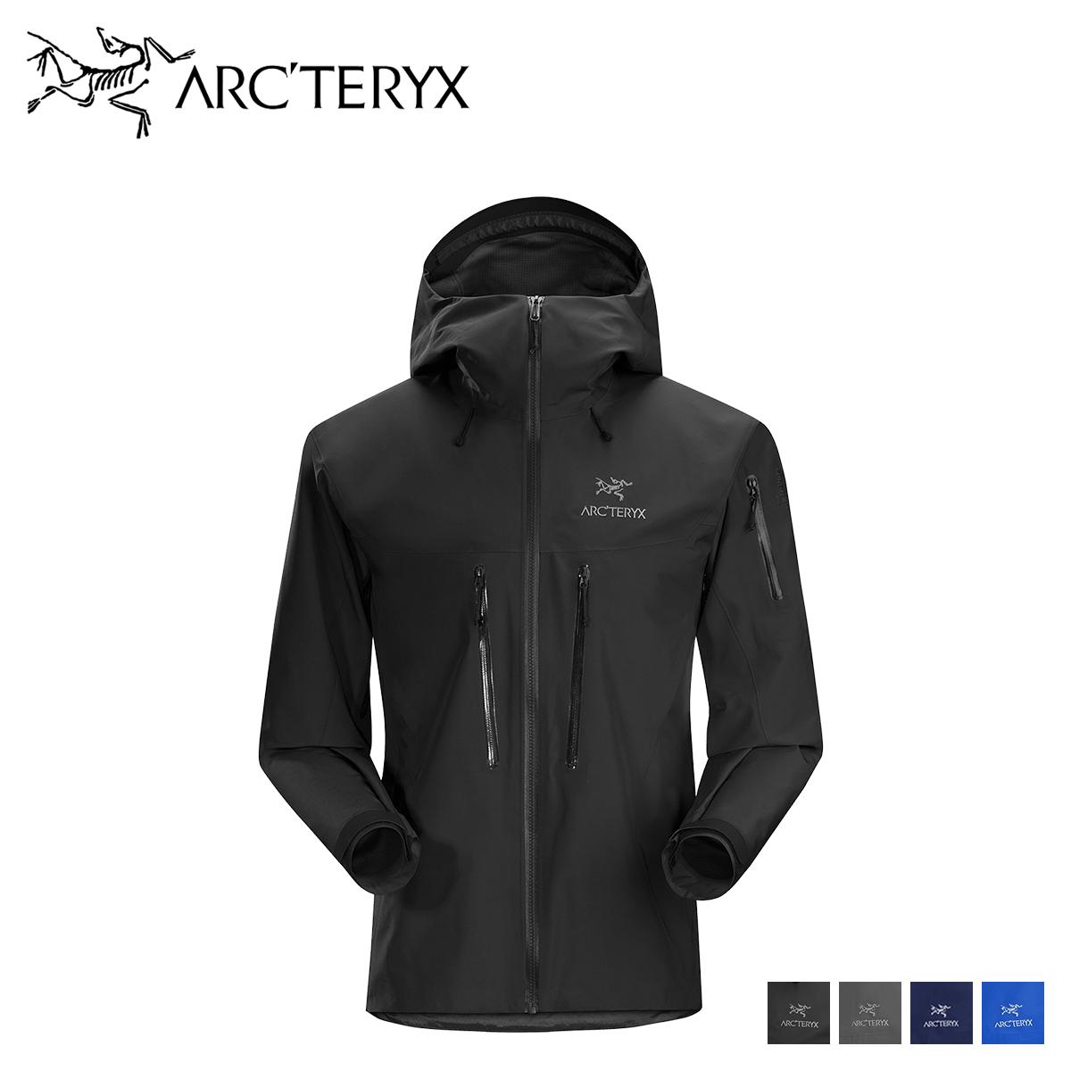 アークテリクス ARCTERYX ジャケット アルファ メンズ ALPHA SV JACKET 18082