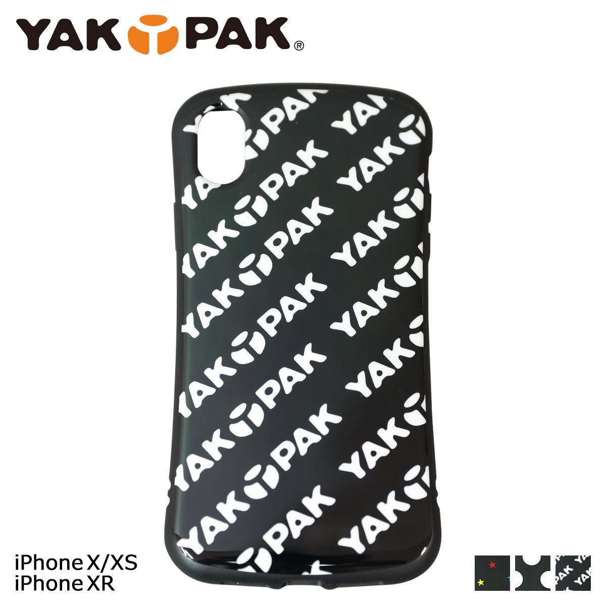 ヤックパック YAKPAK iPhone XR XS X ケース スマホ 携帯 アイフォン スマートフォン メンズ レディース ネコポス可