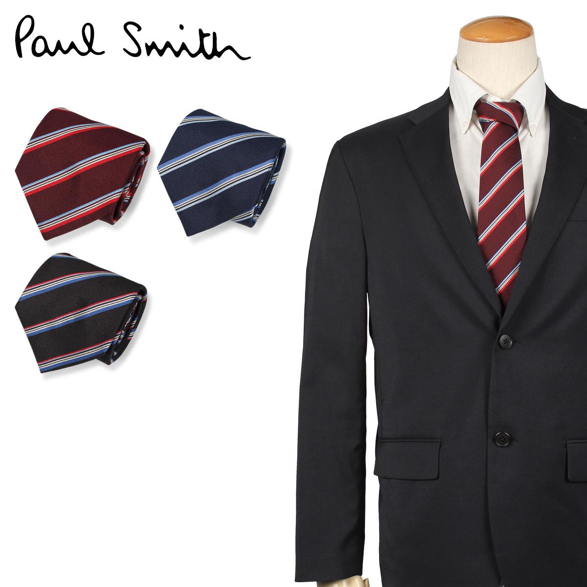 ポールスミス Paul Smith ネクタイ メンズ イタリア製 シルク ビジネス 結婚式