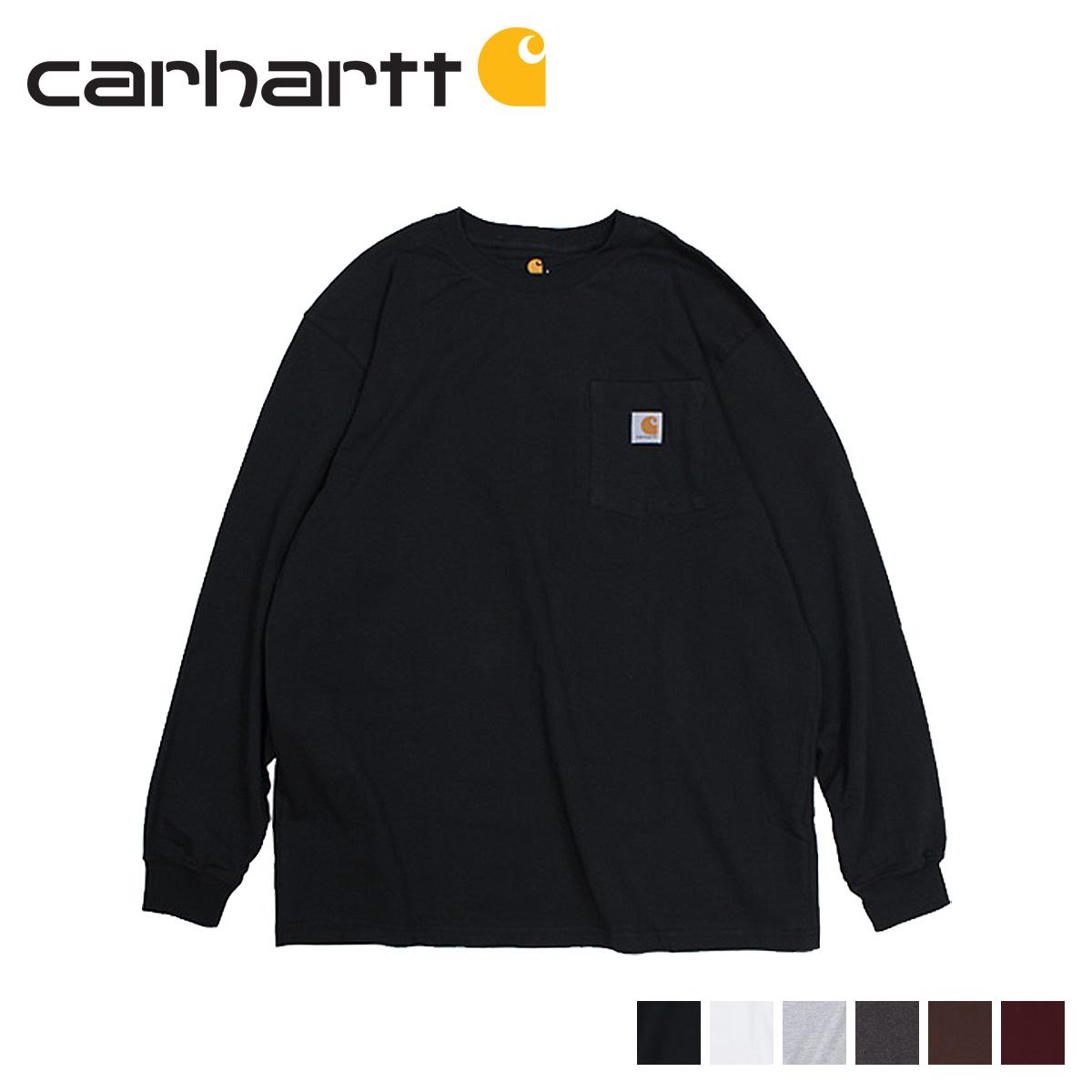 カーハート carhartt Tシャツ メンズ 長袖 ロンT WORKER POCKET LS T-SHIRTS K126