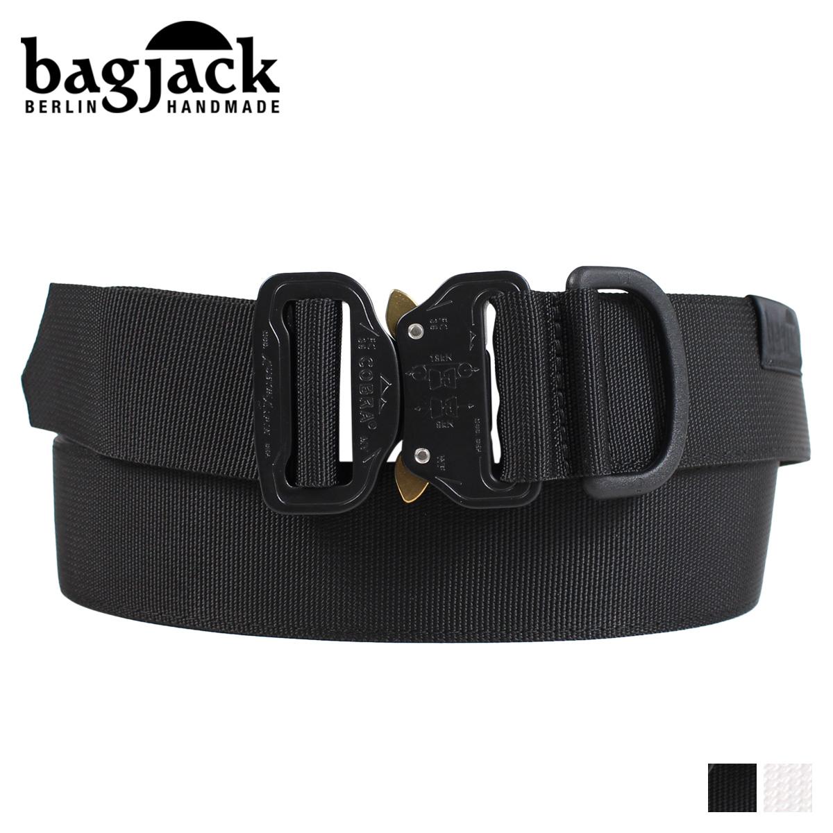 bagjack バッグジャック コブラ ベルト バックル メンズ COBLA BELT NEXT LEVEL NXL 40 BLACK 黒