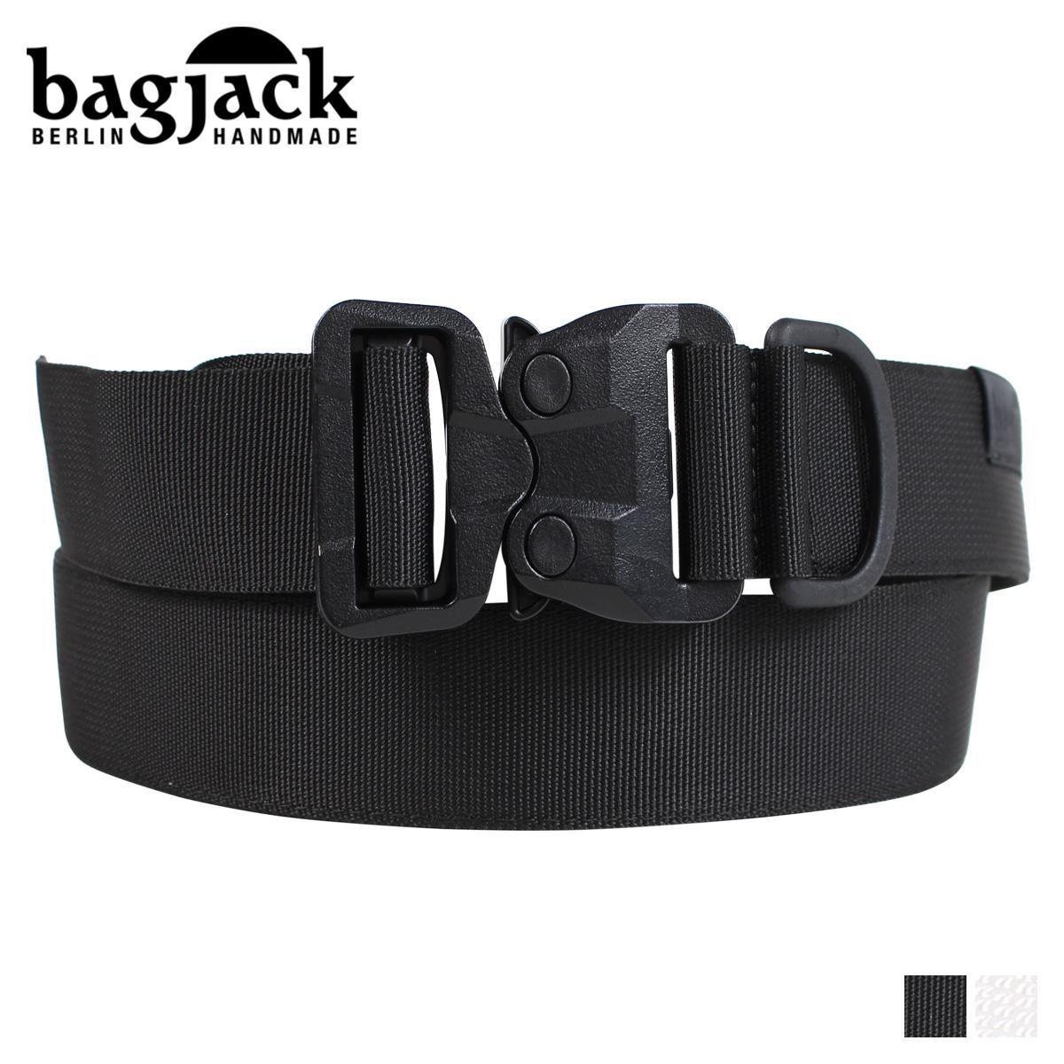 bagjack バッグジャック ベルト コブラ バックル メンズ COBLA BELT NEXT LEVEL NXL GT BLACK 黒