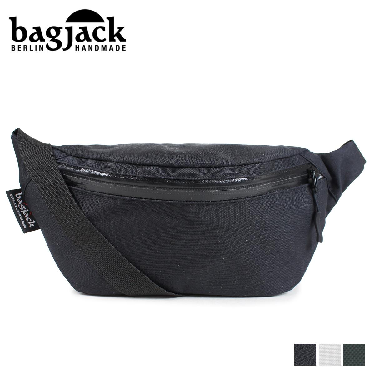 bagjack バッグジャック ヒップバッグ ウエストバッグ メンズ レディース CLASSICS HIPBAG