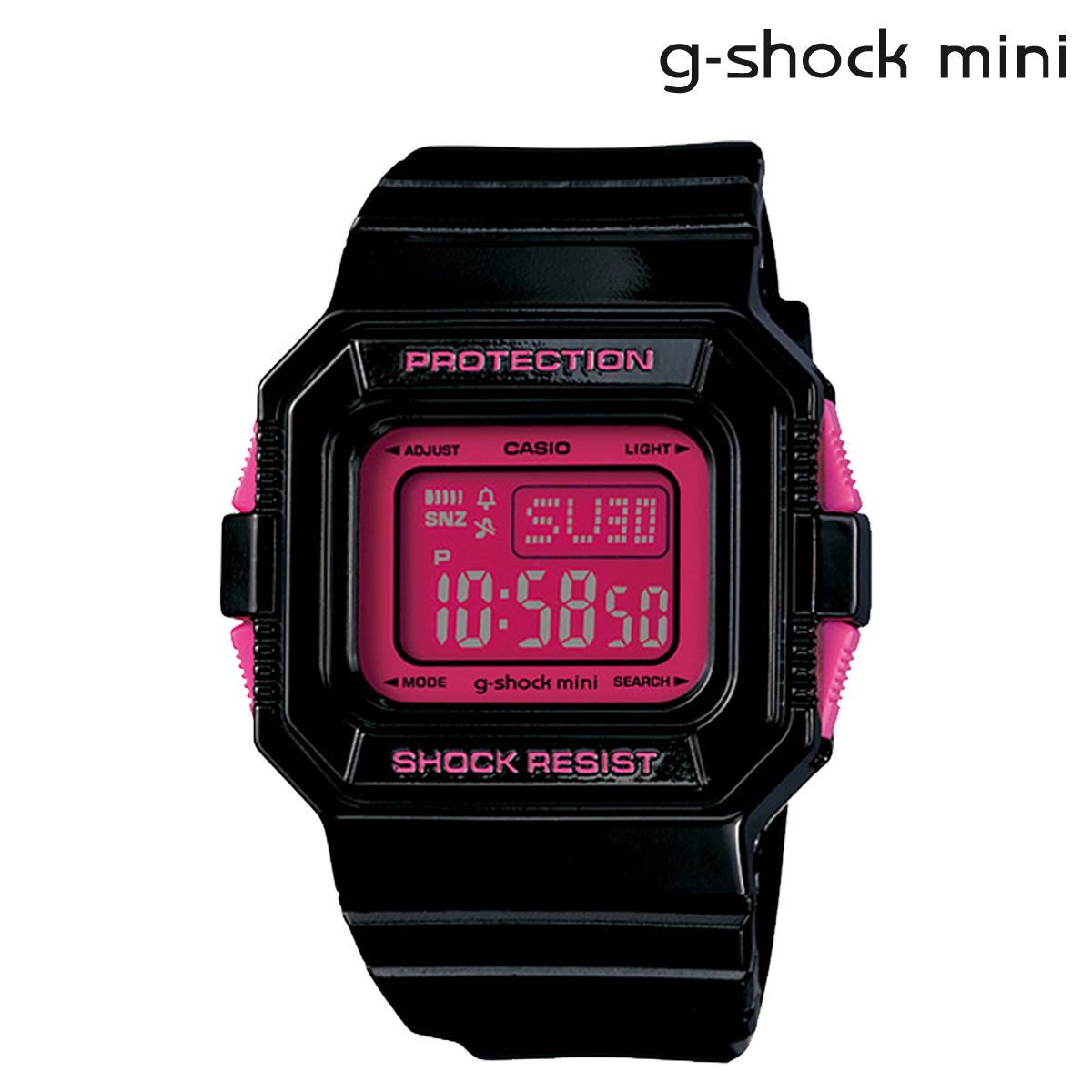 カシオ CASIO g-shock mini 腕時計 GMN-550-1BJR ジーショック ミニ Gショック G-ショック レディース