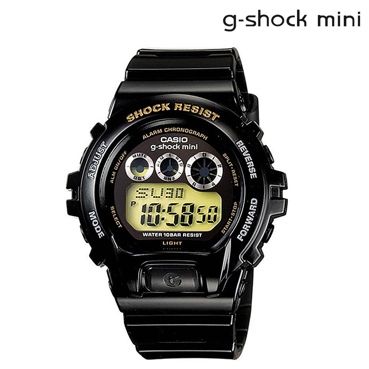 カシオ CASIO g-shock mini 腕時計 GMN-691G-1JR ジーショック ミニ Gショック G-ショック レディース