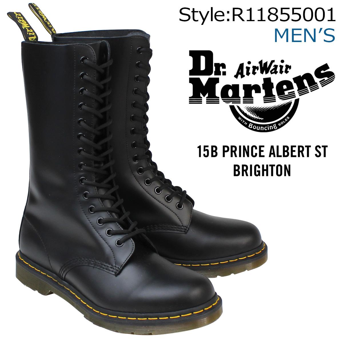 ドクターマーチン Dr. Martens 14ホール メンズ 1914 ブーツ 14EYE BOOT R11855001