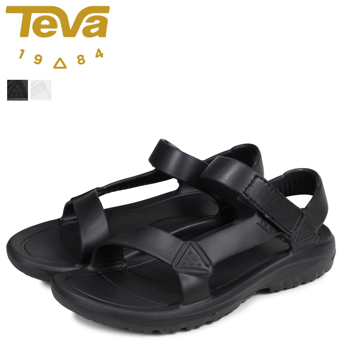 Teva テバ サンダル ハリケーン メンズ HURRICANE DRIFT ブラック ホワイト 黒 白 1100270