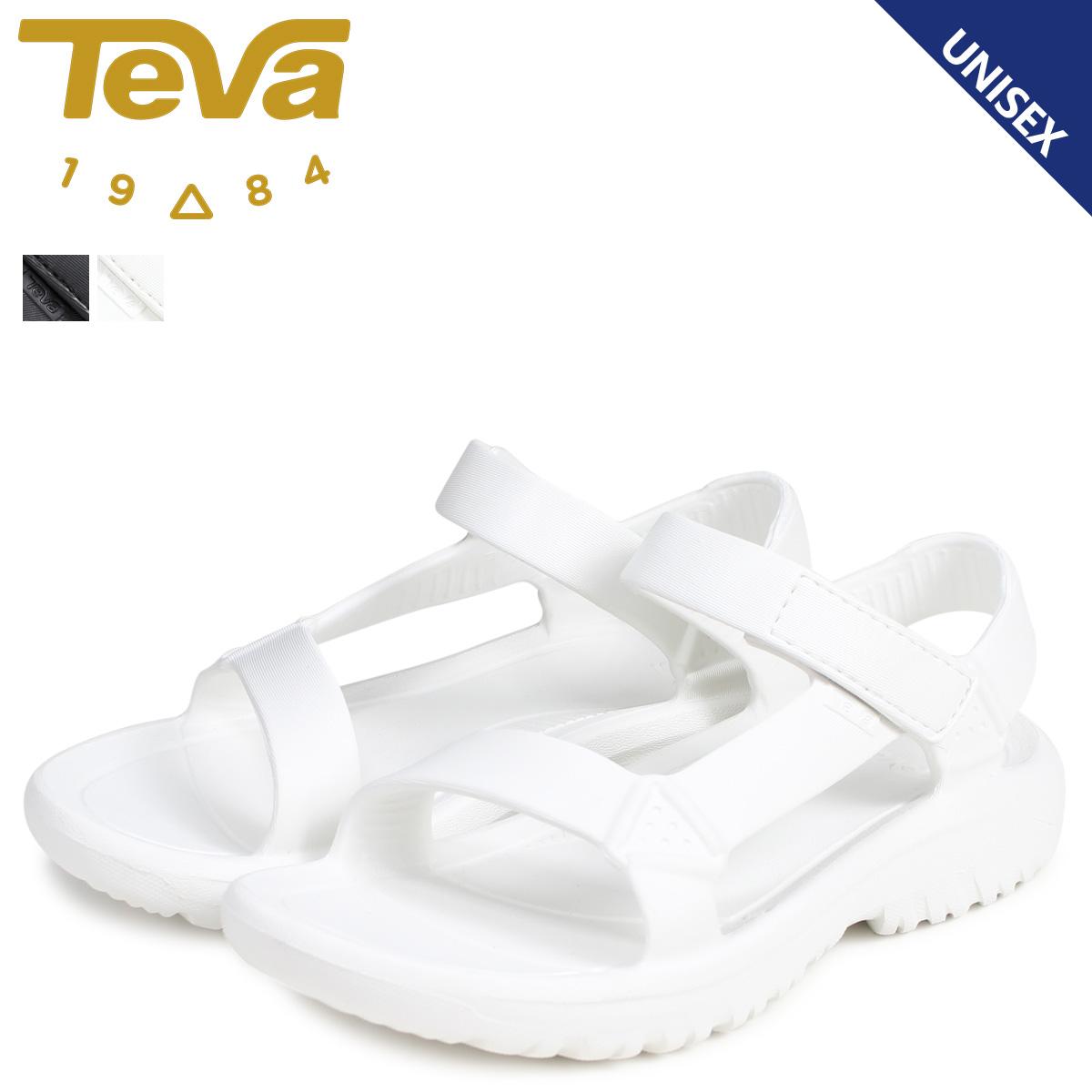 Teva テバ サンダル ハリケーン レディース メンズ HURRICANE DRIFT ブラック ホワイト 黒 白 1102390