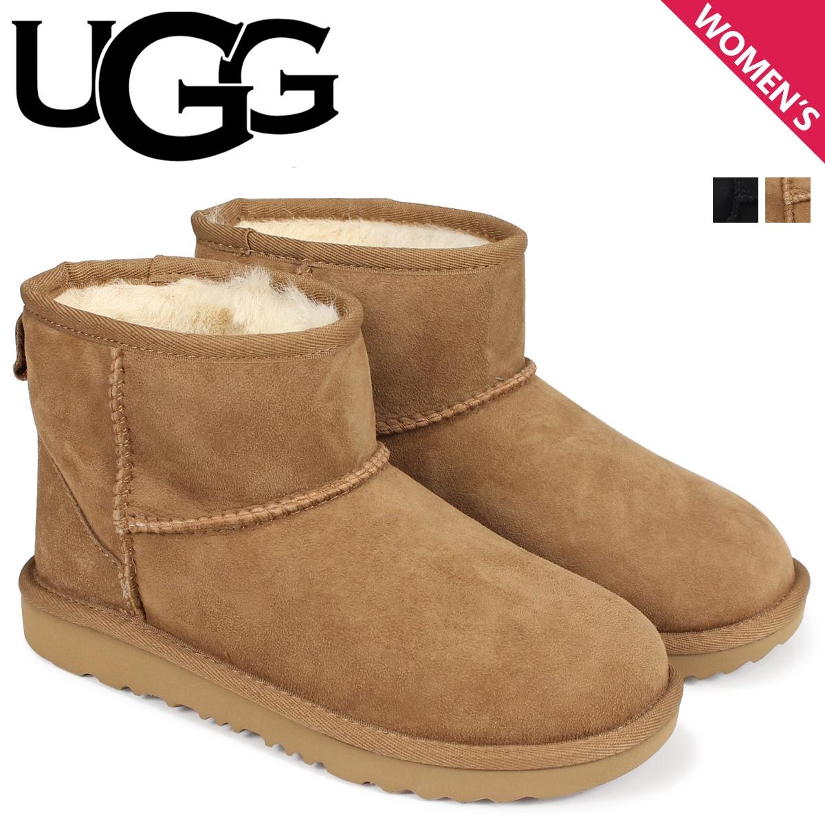 UGG アグ ムートン ブーツ クラシック ミニ 2 CLASSIC MINI II 1017715K レディース キッズ