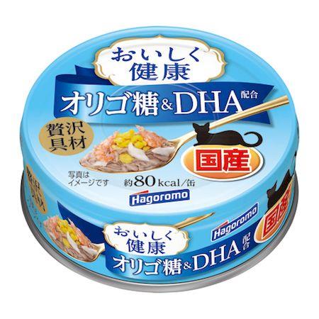 はごろもフーズ 4902560606516 おいしく健康オリゴ糖&DHA70g