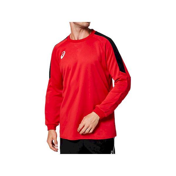 アシックス 4550214607749 2101A039 GKゲームシャツ クラシツクレツド サイズ:S