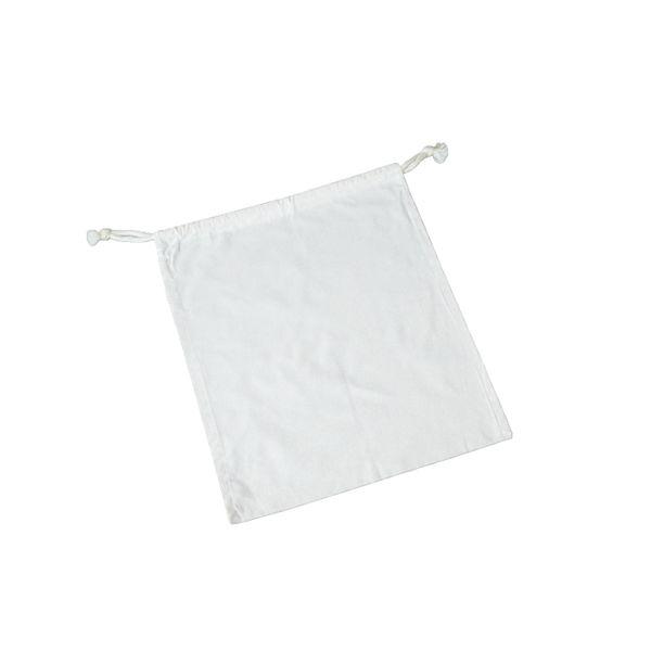 4580297290521 吉田織物 天竺さらしだしこし袋 大 45×40cm