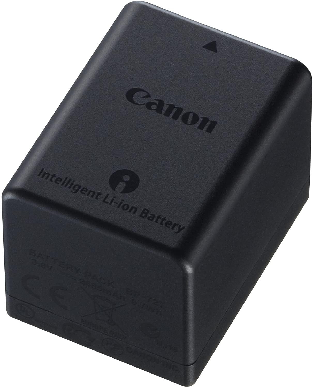 保証付!大容量! 純正新品未使用!Canon・キヤノン純正ビデオカメラ用バッテリーBP-727
