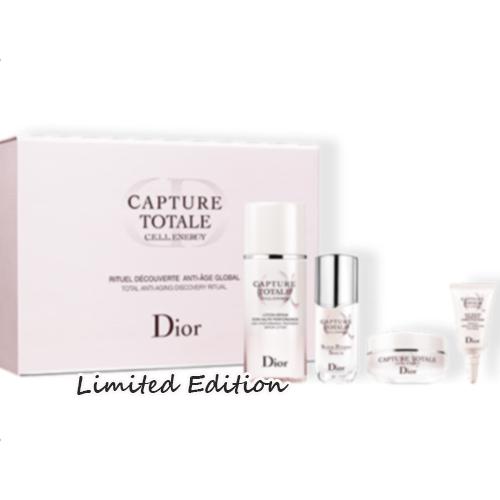 Dior(ディオール)カプチュール トータル セル ENGY ディスカバリー キット