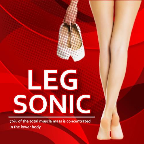 LEG SONIC レッグソニック メール便送料無料/サプリメント レッグ ダイエット 美容 健康