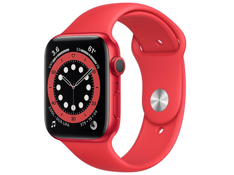 【即日発送】Apple Watch Series 6(GPSモデル) M00M3J/A