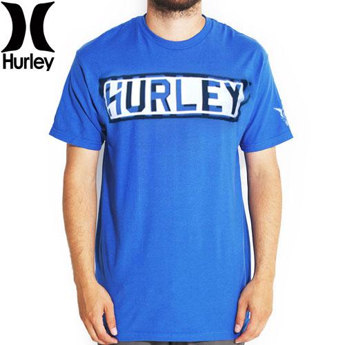 SALE! ハーレー HURLEY サーフ Tシャツ METAL SHOP TEE ロイヤル ブルー NO32