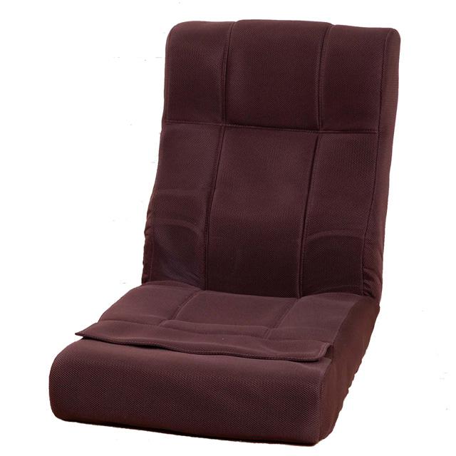 腹筋運動が楽に手軽にできる腹筋座椅子。ピュアフィット らくらく腹筋生活DX ブラウン PF2250 【沖縄・離島除く】