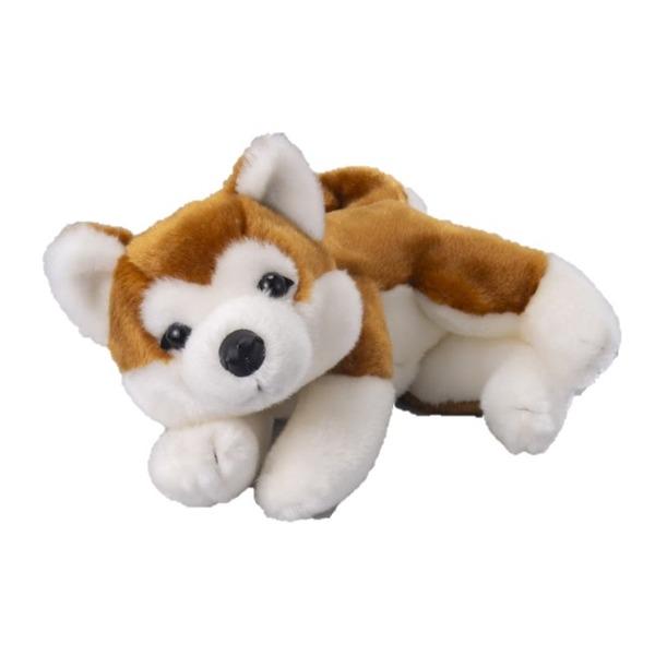 なでなでワンちゃん 秋田犬 HACHI ハチ 6種類の声で鳴きます。 ホビー ペット 犬[▲][TP]