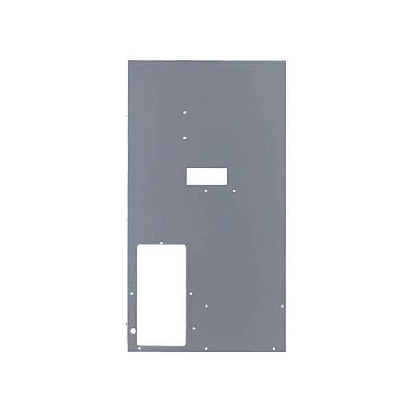 TRUSCO 側板L TSグレーTS-25DP・EP 5772006000 1個 家電 季節家電(冷暖房 空調)[▲][TP]
