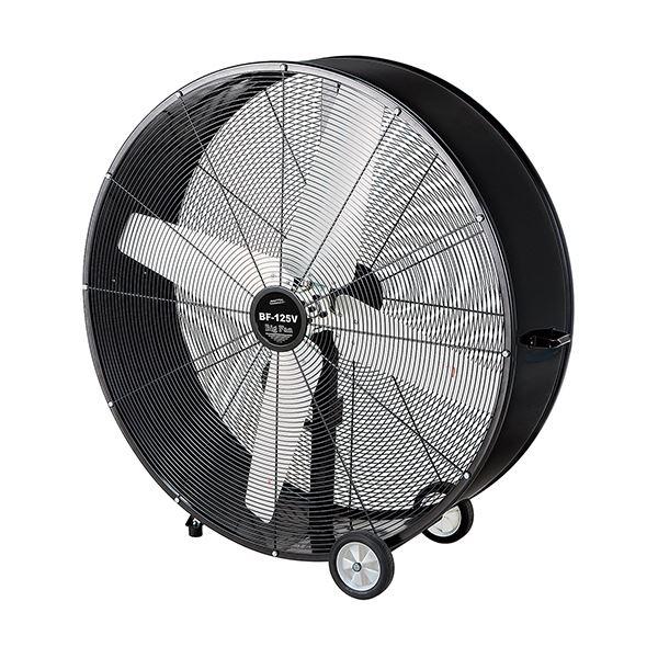 ナカトミ 125cmビッグファンBF-125V 1台 家電 季節家電(冷暖房 空調) 扇風機 サーキュレーター[▲][TP]