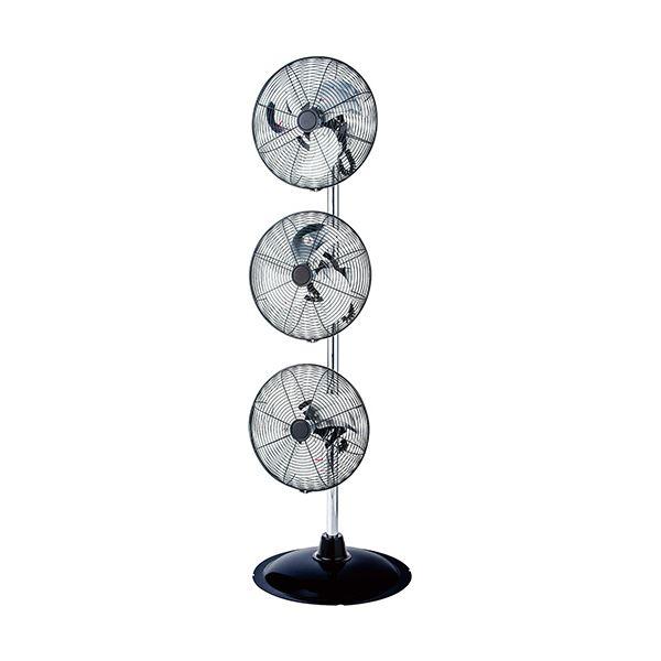 ナカトミ 35cmトリプルファンTRF-35V 1台 家電 季節家電(冷暖房 空調) 扇風機 サーキュレーター[▲][TP]