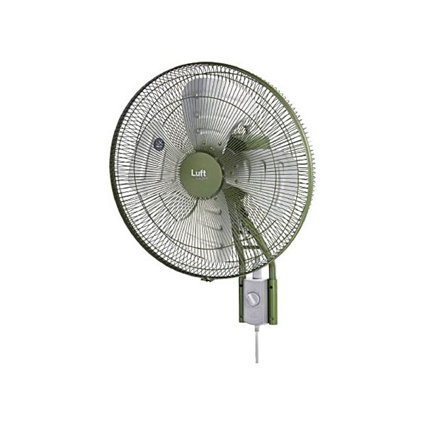 TRUSCO全閉式工場扇ルフトハーフェン壁掛タイプ アルミハネ OD色 TFLHA-45W-OD 1台 家電 季節家電(冷暖房 空調) 扇風機 サーキュレータ