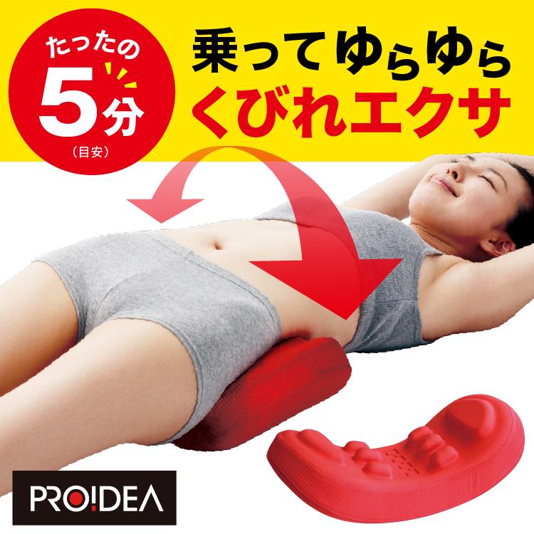 福辻式寝ながら骨盤シェイプ枕DX