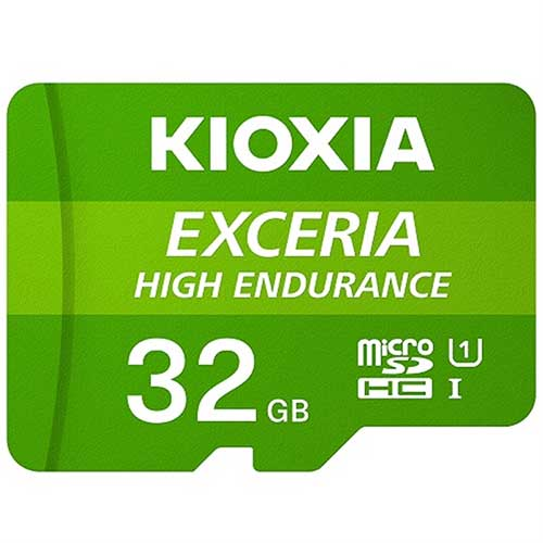 キオクシア 高耐久microSDHC/microSDXCメモリーカード