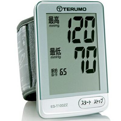 手首式血圧計 ES-T100ZZ 1台 【 テルモ 】 [ 医療機器 健康管理 体重計 ヘルスメーター 体組成計 血圧計 体温計 おすすめ ]