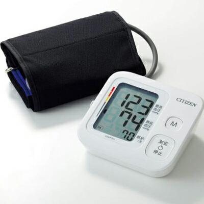 上腕式血圧計 CHUF-311 1台 【 シチズン 】 [ 送料無料 医療機器 健康管理 体重計 ヘルスメーター 体組成計 血圧計 体温計 おすすめ ]