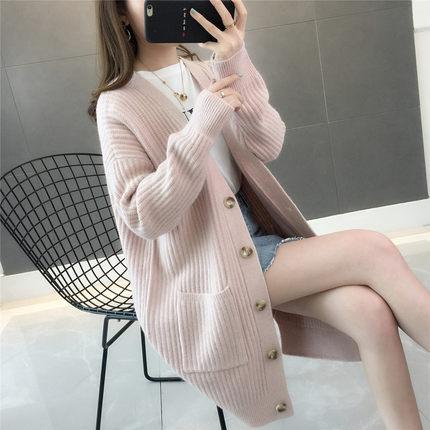 ピンク おしゃれ カーディガン ジャケット 大人上品 暖か 長袖 大人可愛い 防寒 フェミニン 美シルエット ボレロ ベスト