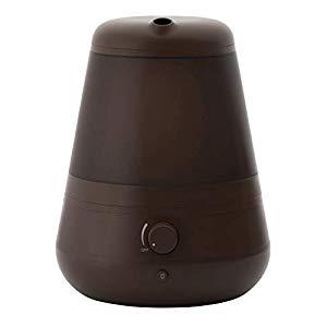 超音波加湿器 C011 プラスマイナスゼロ ±0 XQE-C011 [ブラウン ](中古品)