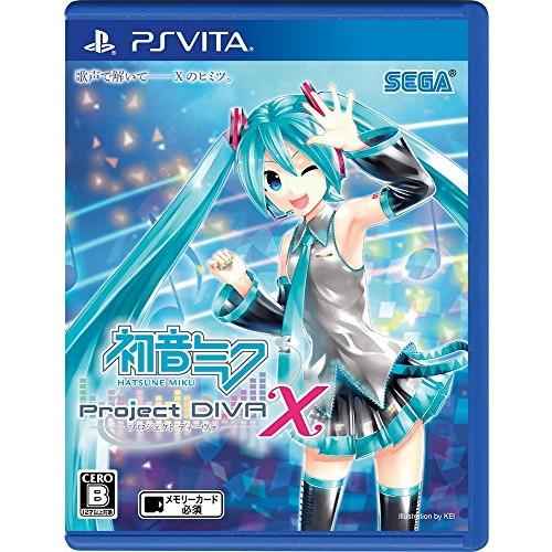 初音ミク -Project DIVA- X - PS Vita