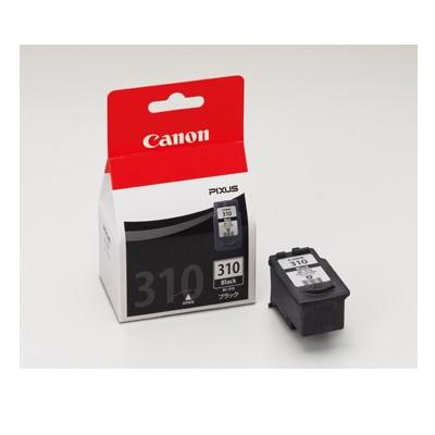 Canon キヤノン FINEカートリッジ BC-310 ブラック BC-310 (2190738) 代引不可