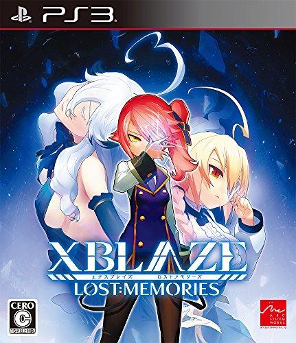 XBLAZE LOST: MEMORIES - PS3(中古品)
